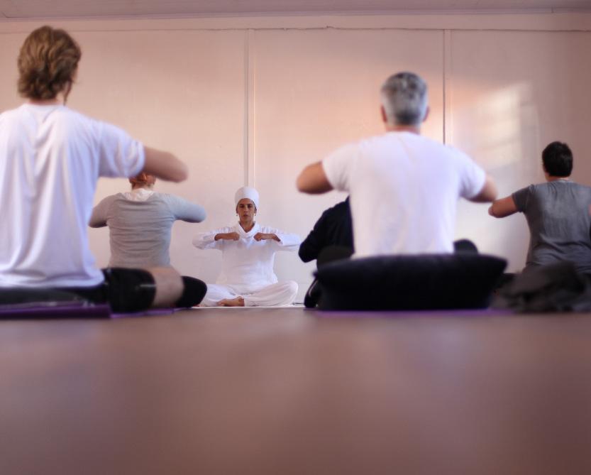 sobre mantras em Kundalini Yoga
