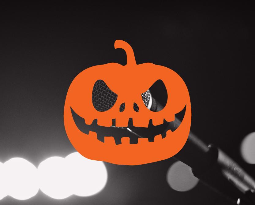 karaokê ao vivo #6 especial de halloween