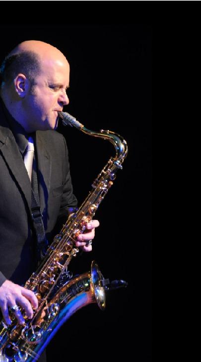 Cordas e Cordas entrevista Derico, o grande saxofonista do Programa Jô Soares!