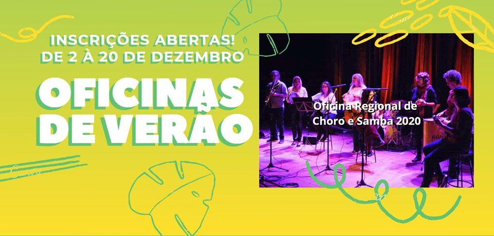 Oficina Regional de Choro & Samba
