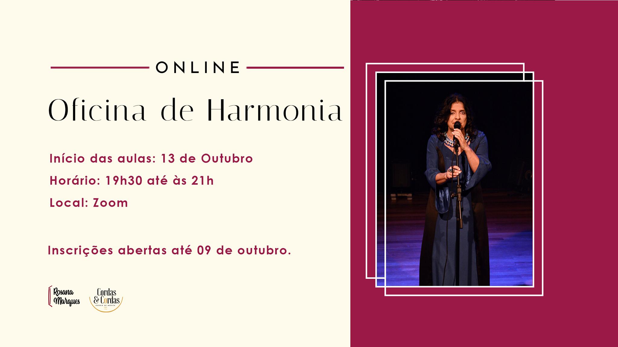 Oficina de Harmonia online
